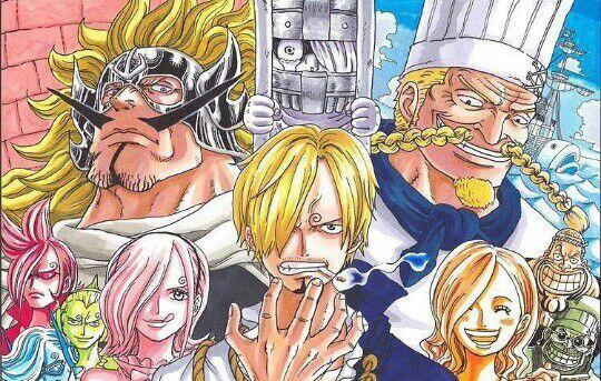 THE ARC LIST | One Piece Amino