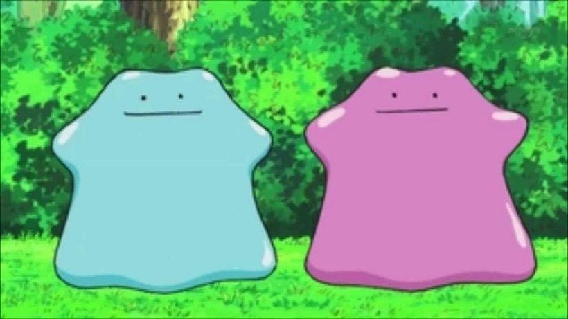 Theory Is Ditto A Failed Clone Of Mew Pokémon Amino