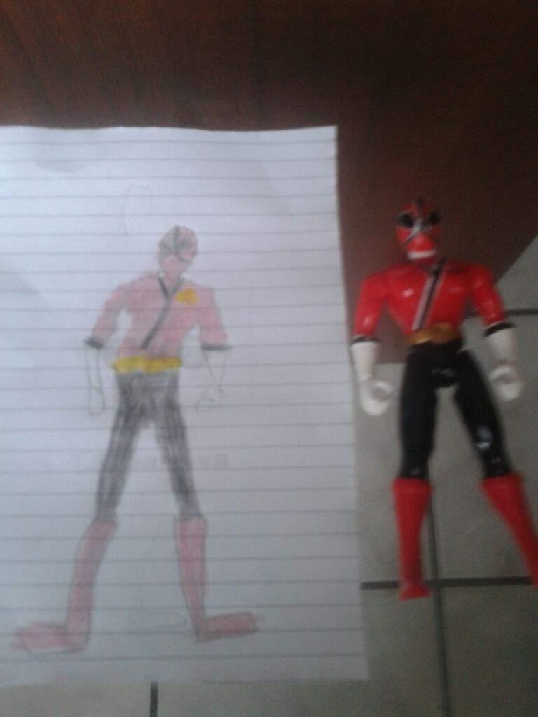 Meu Desenho Do Power Ranger Samurai Power Rangers Amino Pt Amino