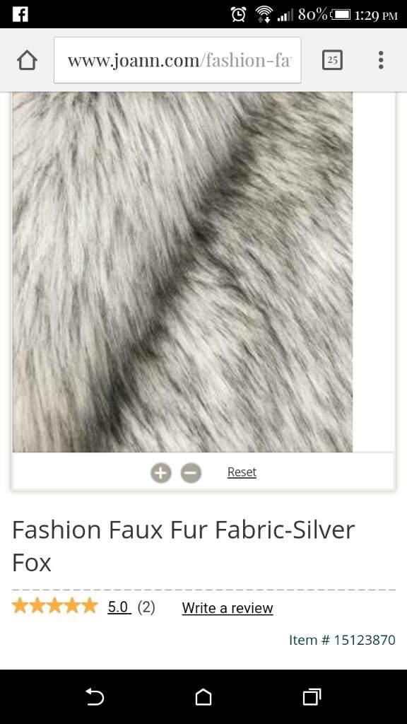Faux Silver Fox Fur!!!   Cosplay Amino