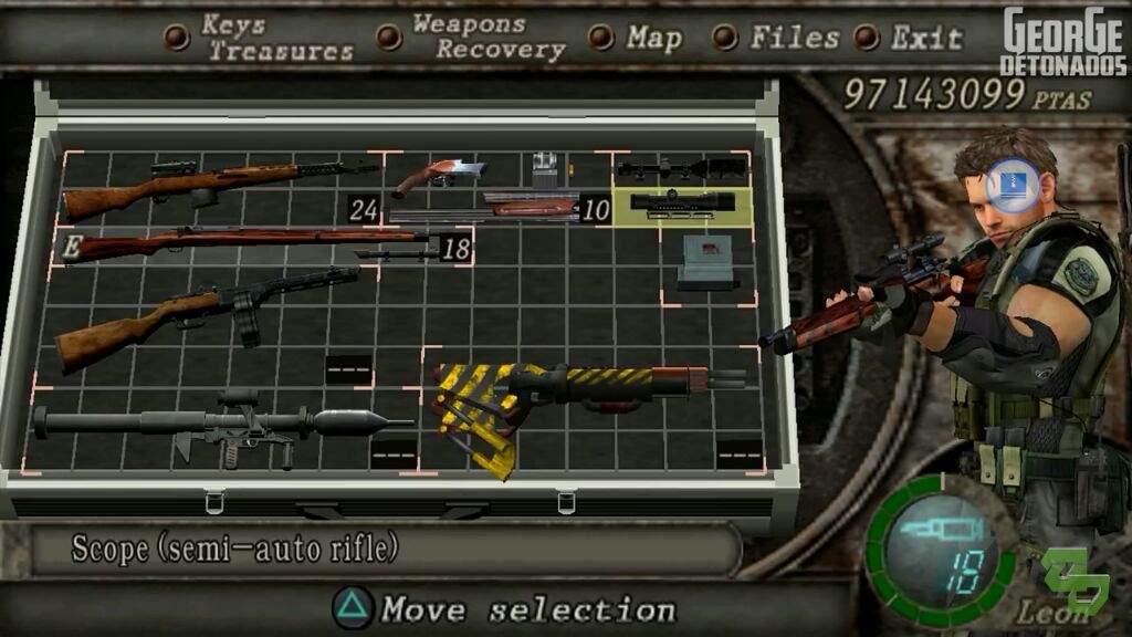 Top 10 4 Armas Mods De Resident Evil 4 Resident Evil Brasil Amino