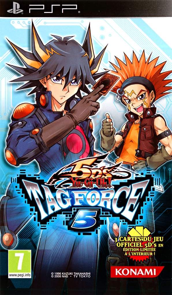 best tag force game