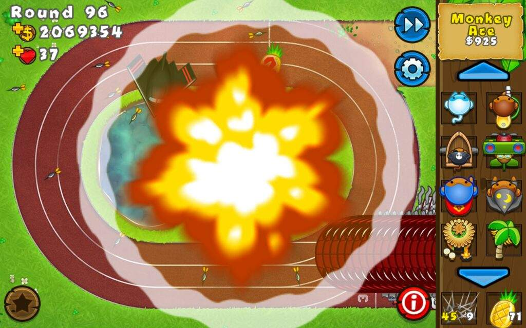 BTD5: One Tower Micro Challenge   Bloons Amino