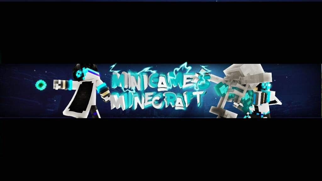 Minecraft GFX Banner (1-8)