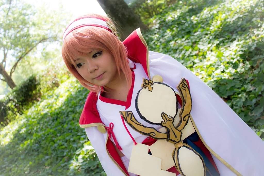 Fire emblem sakura cosplay