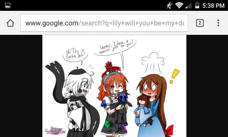 Lily | Wiki | OC AMINO (Creepypastas) Amino