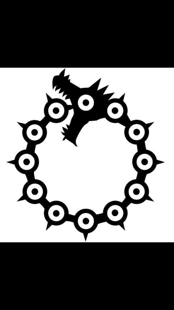 Should I Put Sin Of Wrath Symbol On My Arm Seven Deadly Sins Amino