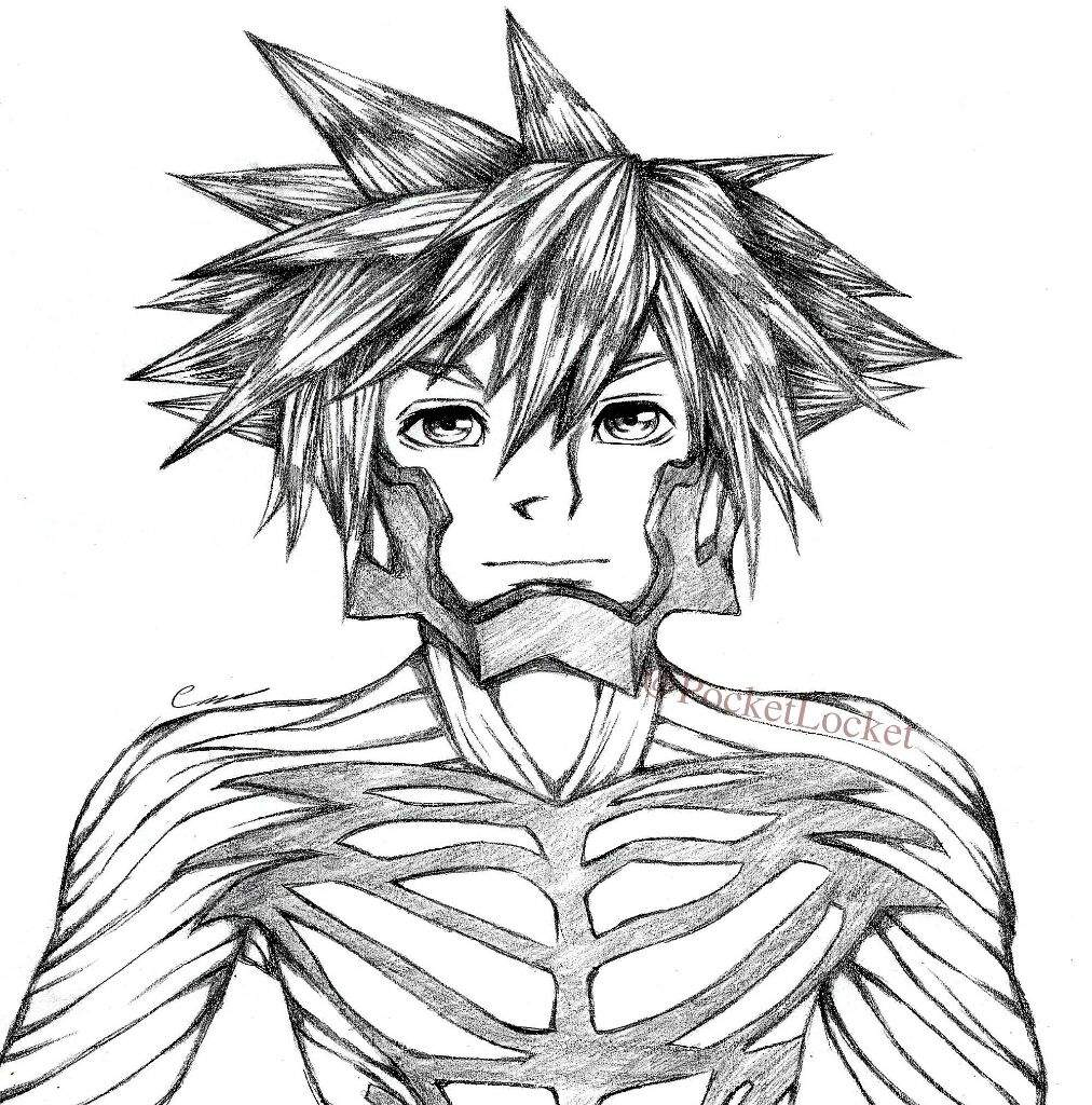 Vanitas Drawing Kingdom Hearts Amino