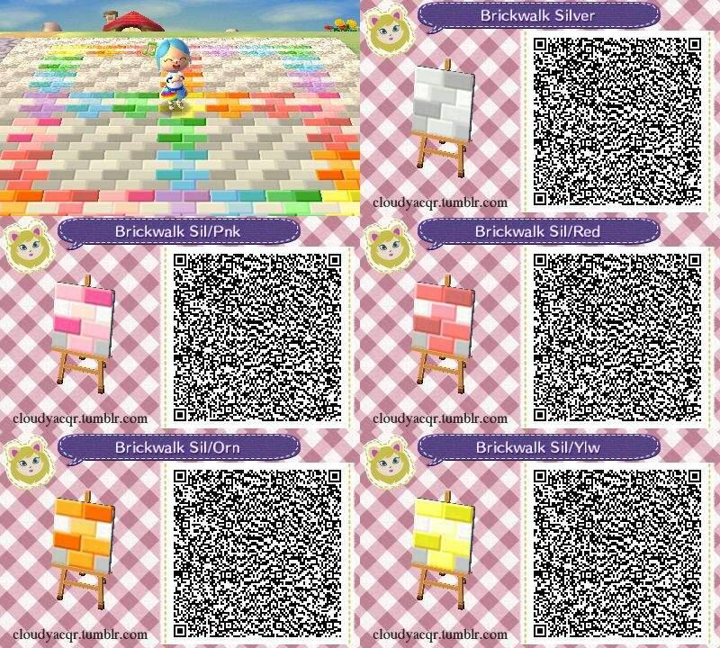 QR Codes: Paths/Wallpapers 💕   🍃 Animal Crossing🍃 Amino