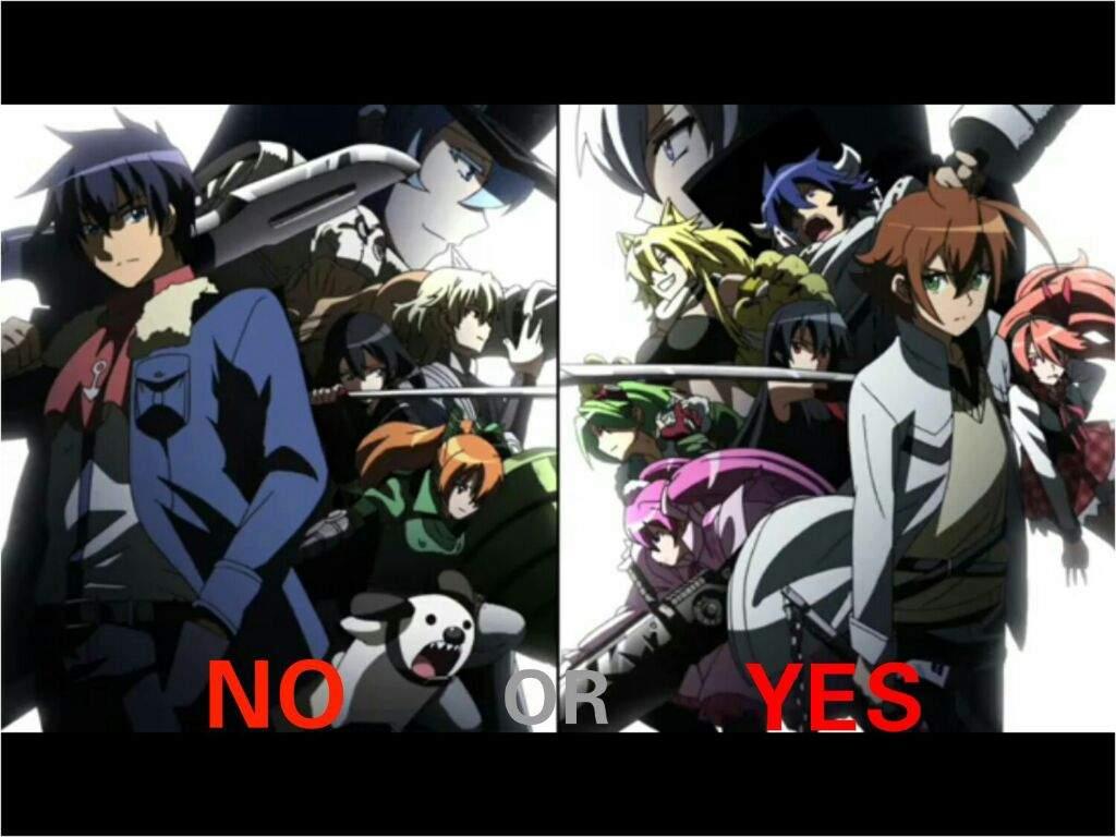 Anony S Collective Thoughts On Akame Ga Kill Anime Amino