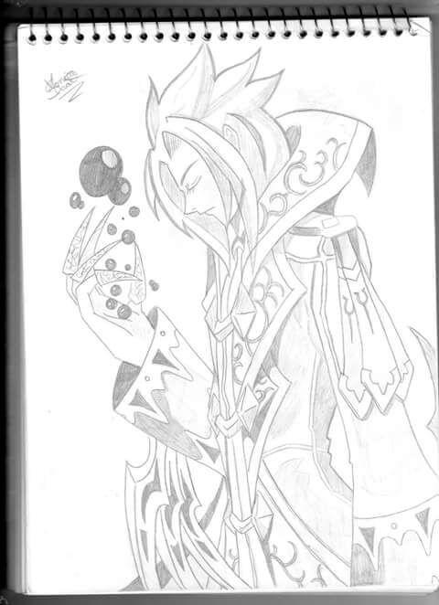Meus Desenhos De League Of Legends League Amino Portugues Amino