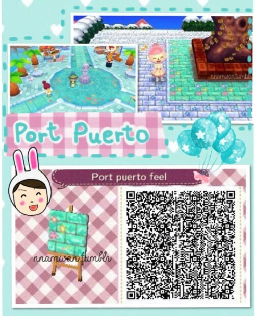 Qr Codes Pathswallpapers Animal Crossing Amino
