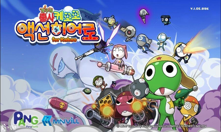 every keroro gunsou video game anime amino