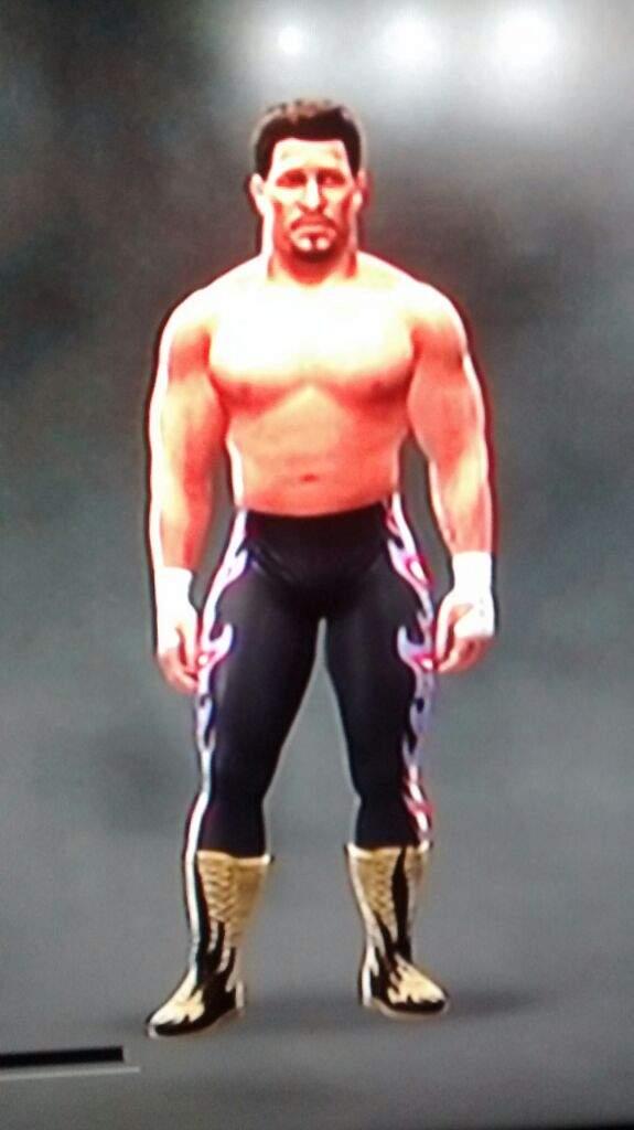 Wwe 2k17 Caws Creations Eddie Guerrero Wrestling Games Amino Amino