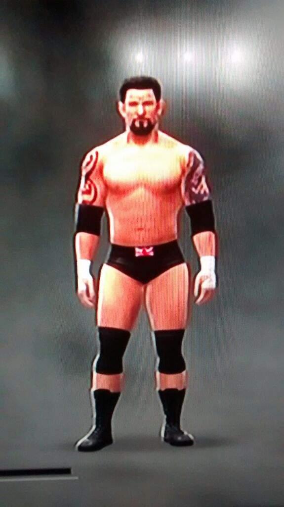 Wwe 2k17 Caws Creations Wade Barrett Wrestling Games Amino Amino