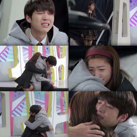 High school love on. | K-Drama Amino