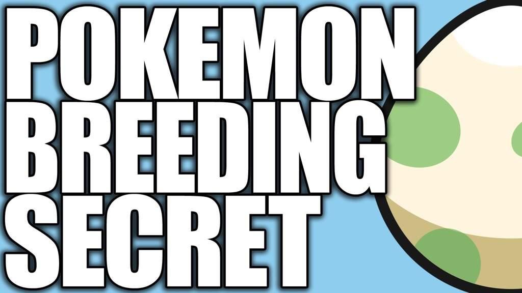 How To The Swap Breeding Method Pokémon Amino