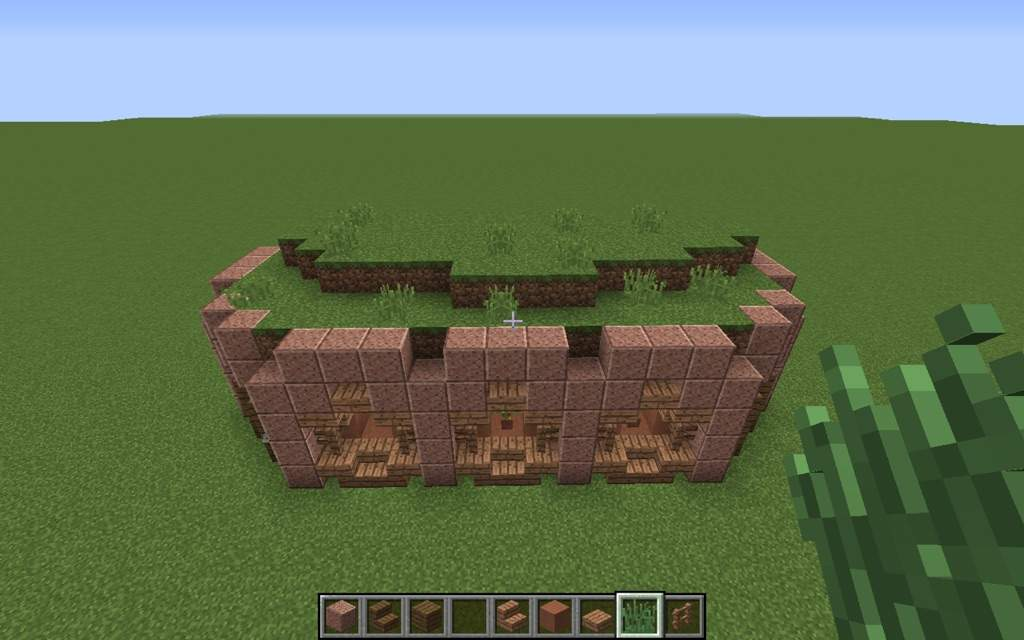 Let S Build A Minecraft Granite House Minecraft Amino