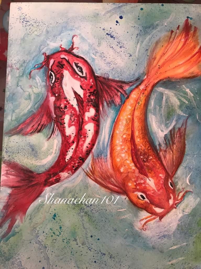 Koi Fish | Art Amino