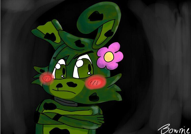 cute springtrap draw five nights at freddy s amino