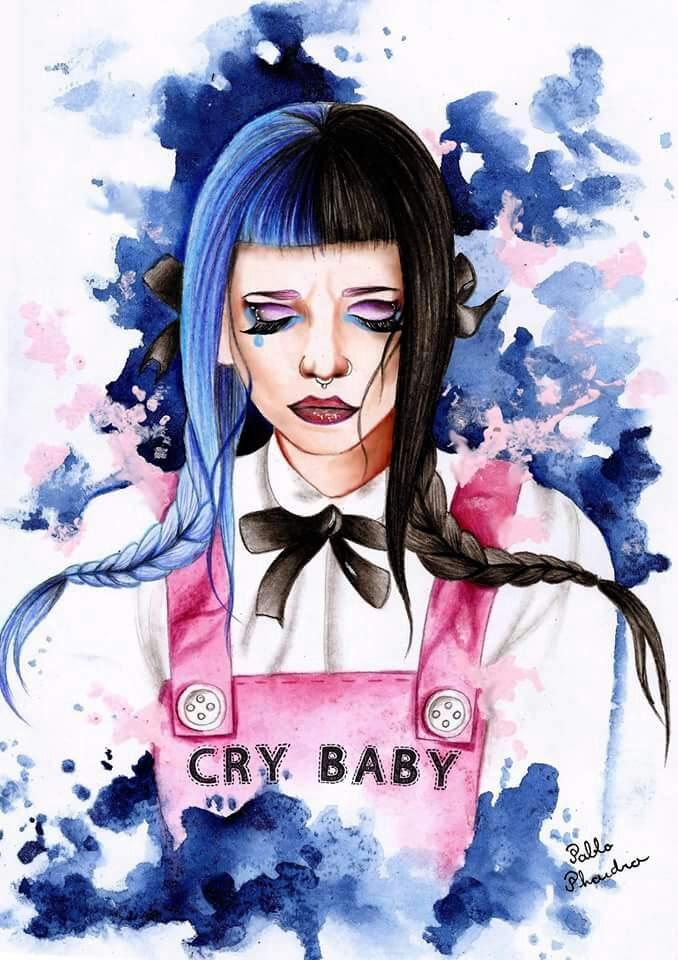 Desenhos Melanie Martinez Crybabies Amino
