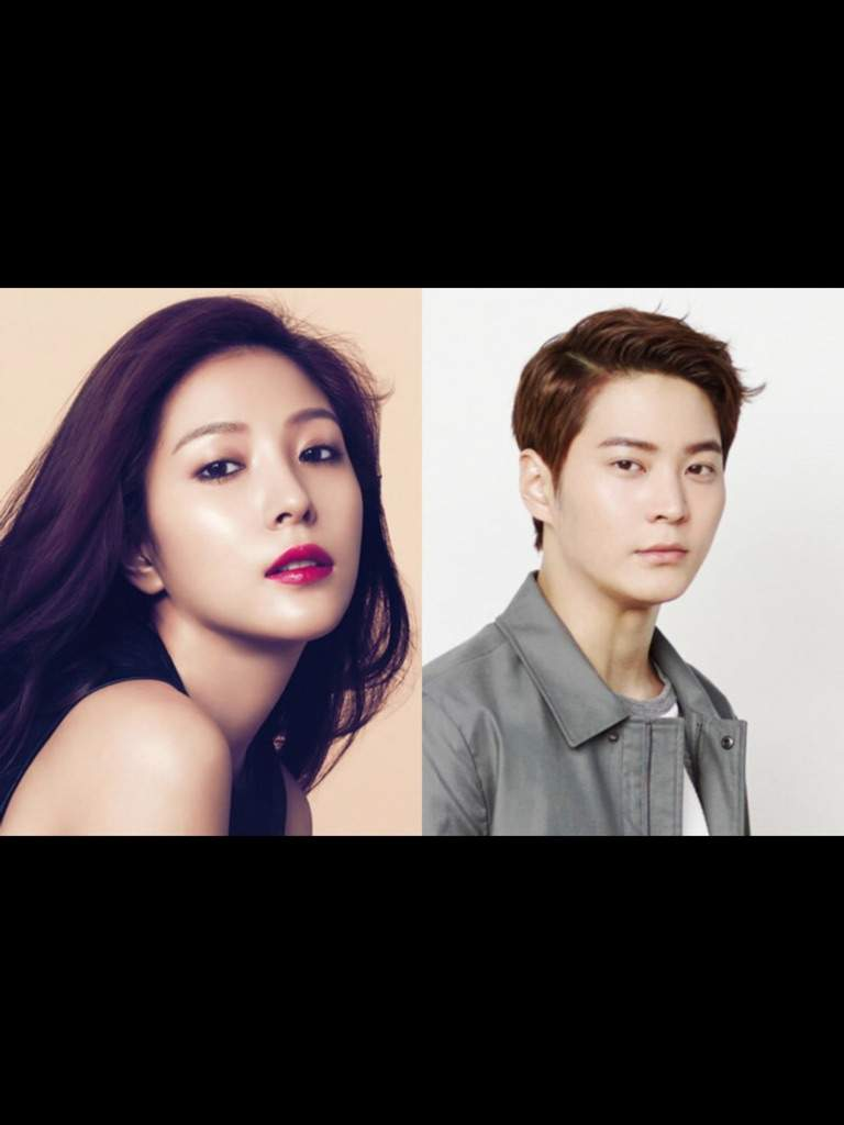 Joo Won And Boa Are The Newest Celebrity Couple Ji Chang Wook