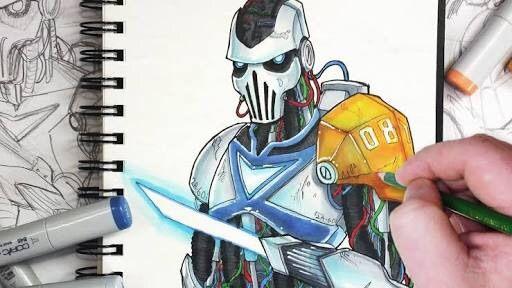 Draw With Jazza Wiki Art Amino