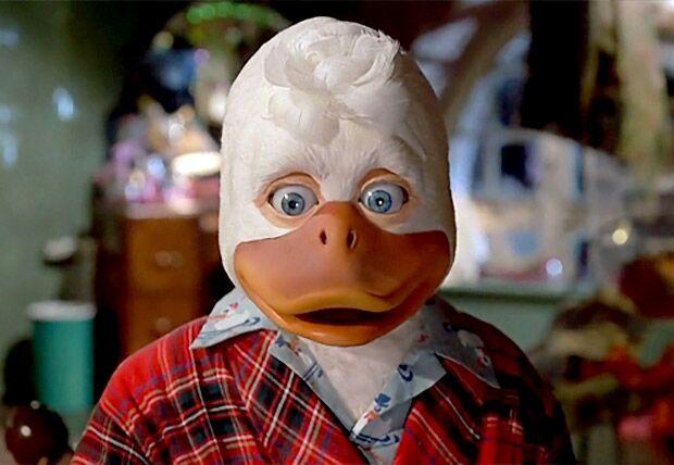 Resultado de imagem para howard o pato