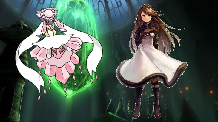 X-Transceiver - Bravely Default   Pokémon Amino