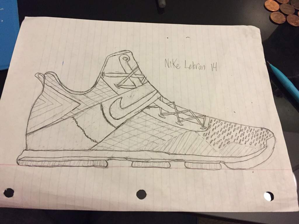 Shoe Lebron drawings pictures forecasting to wear for autumn in 2019