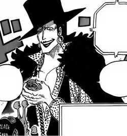 """""""DEMON SHERIFF"""" LAFFITTE   One Piece Amino"""