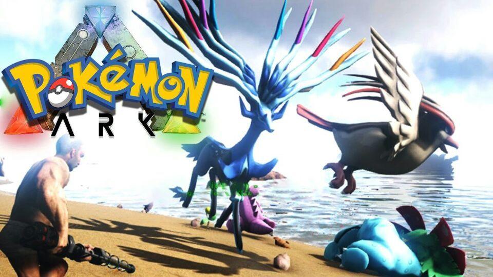 Ark pokemon mod   Pokémon Amino
