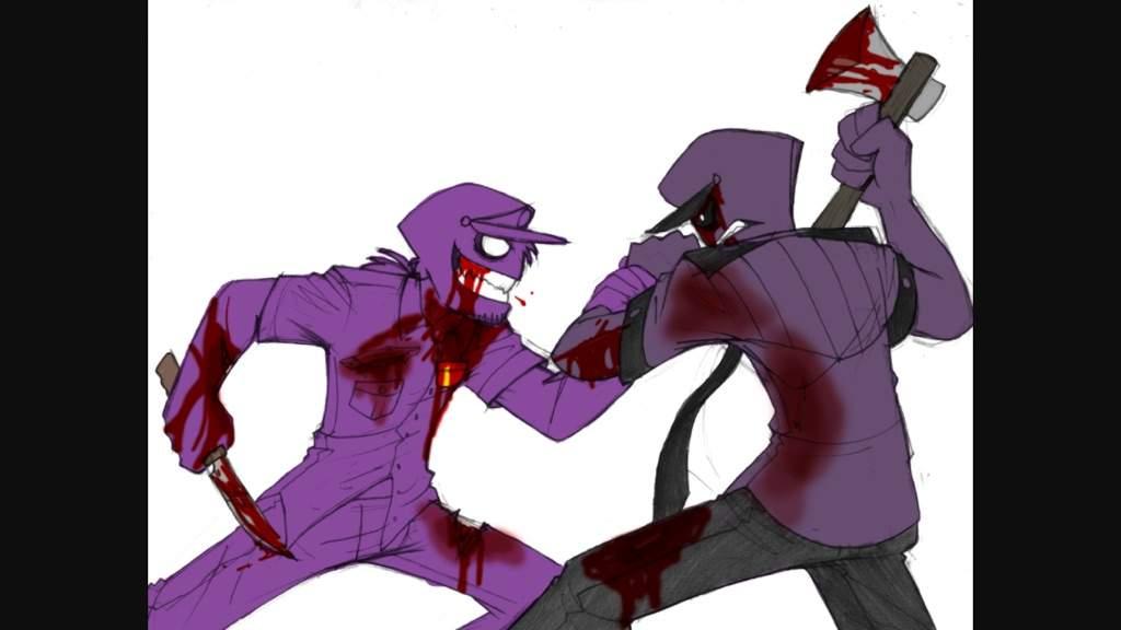 Purple Guys   FNAF : Sister Location Amino
