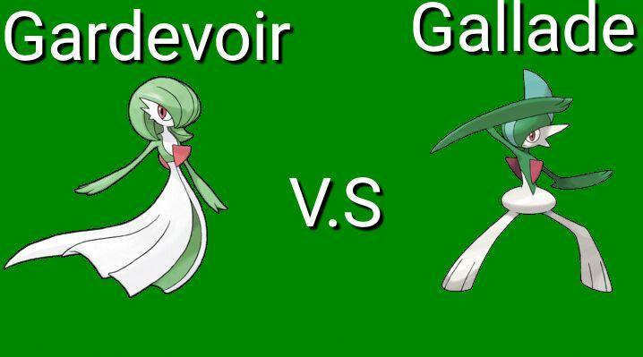 Gardevoir V S Gallade: Who is better? (final part)   Gardevoir Amino