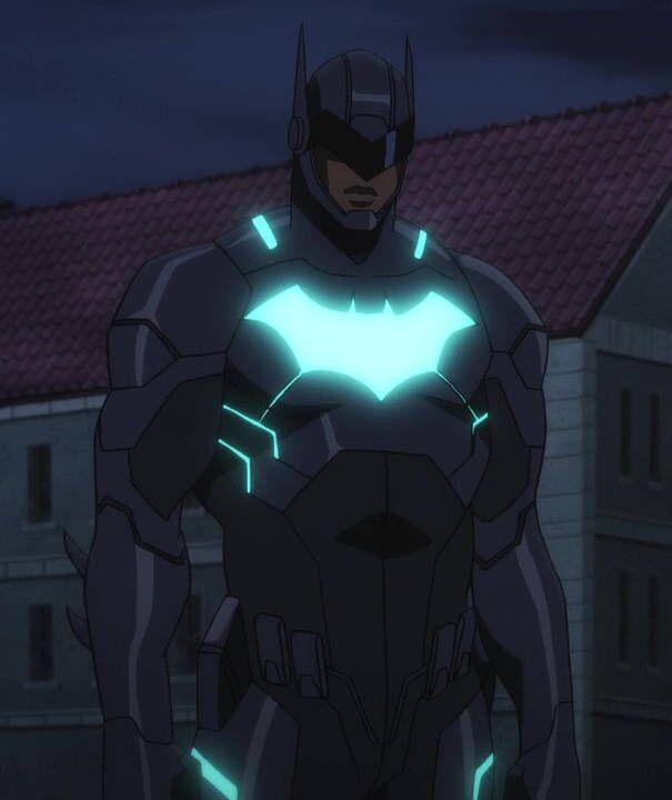 Luke Fox Batwing Wallpaper: Batman: Bad Blood Review