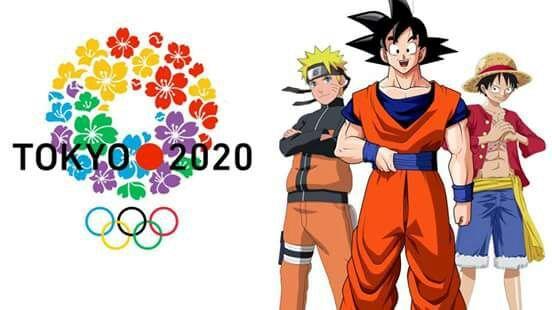 Juegos Olimpicos Tokio 2020 Anime Amino
