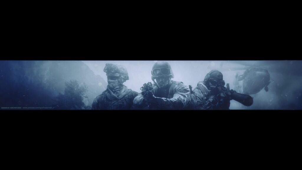 Call Of Duty Free Youtube Banner Template Video Games Amino