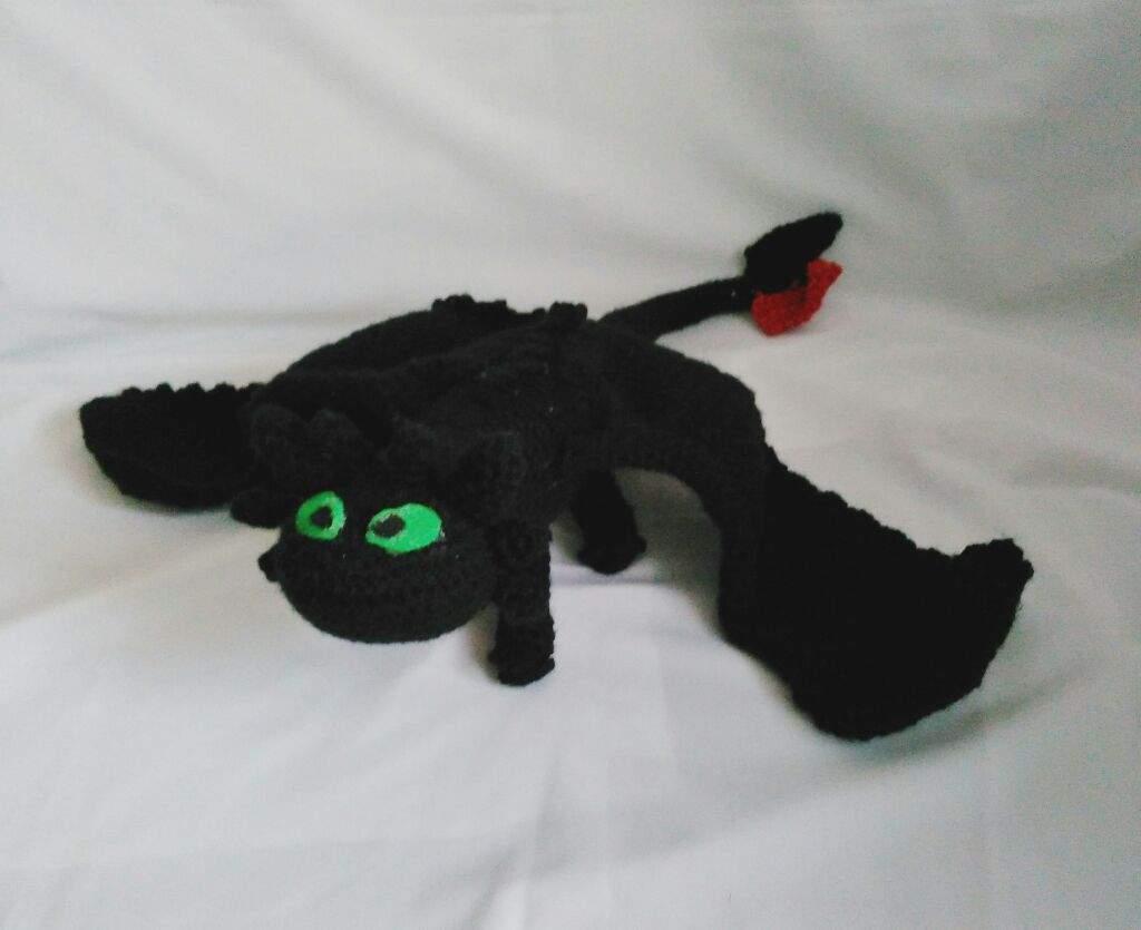 Crochet Toothless | Crafty Amino