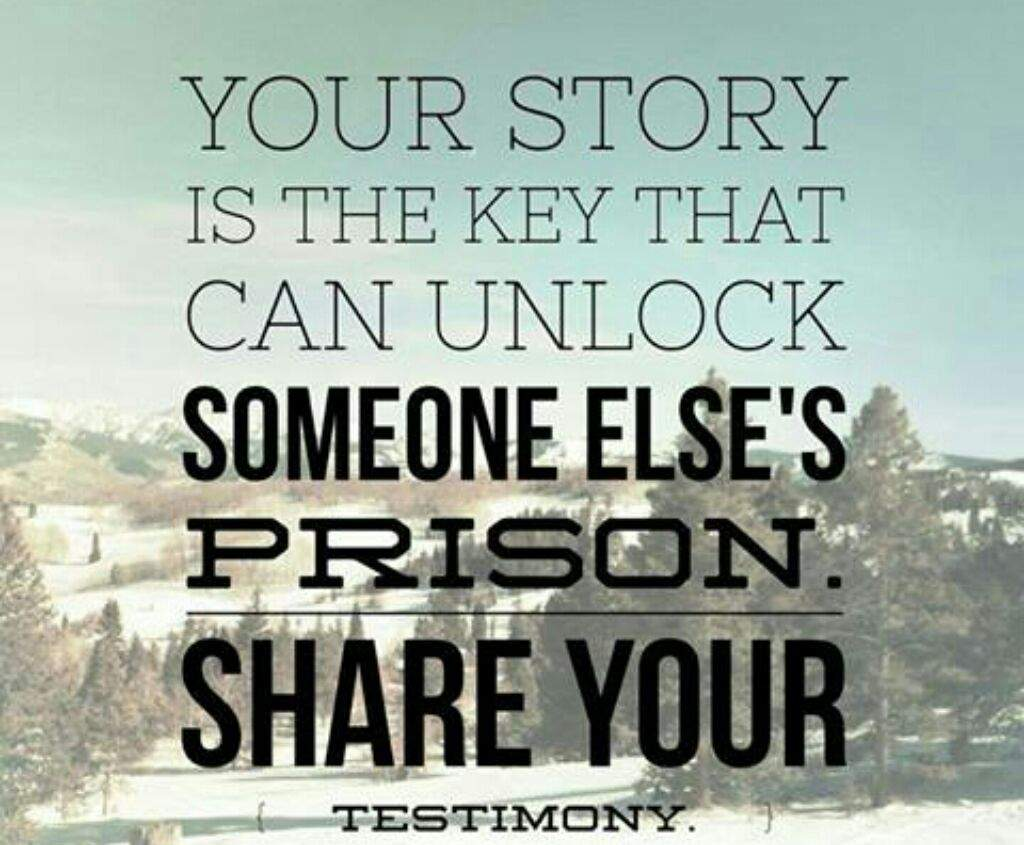 Image result for share your testimony