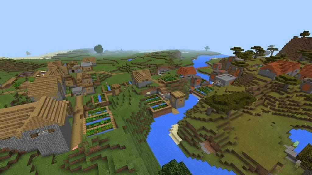 Seed: 1495886166 | Minecraft Amino