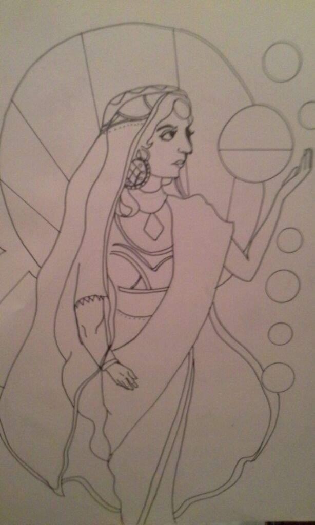 ♡FAN ART DE DIAMANTE AZUL♡ Resubido... | Steven Universe Español Amino