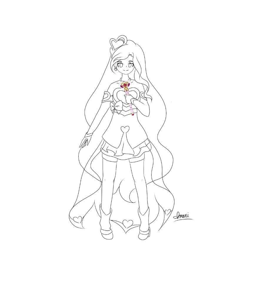 Lolirock drawing | ~LoliRock Amino~ Amino