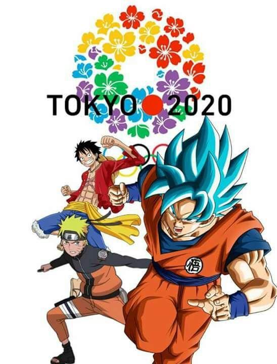 Los Juegos Olimpicos De Tokio 2020 Anime Amino