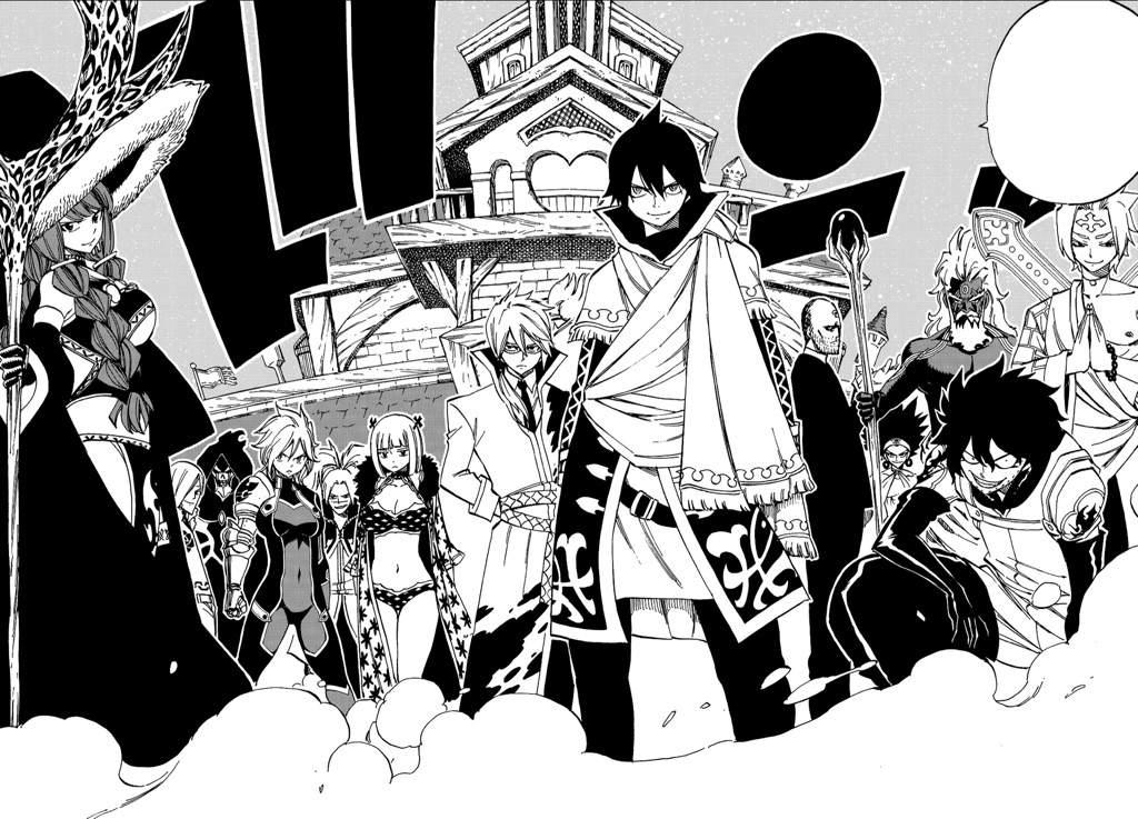 Unjustified Disrespect Fairy Tail Amino