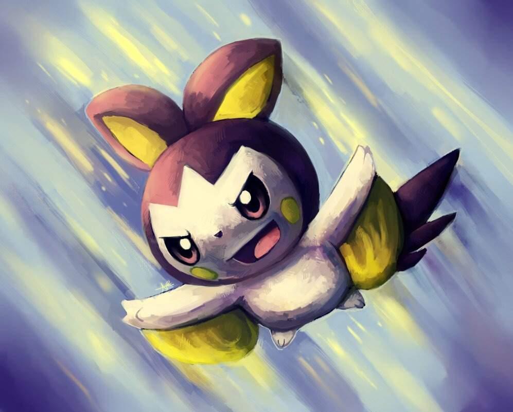 Картинки покемона эмолга