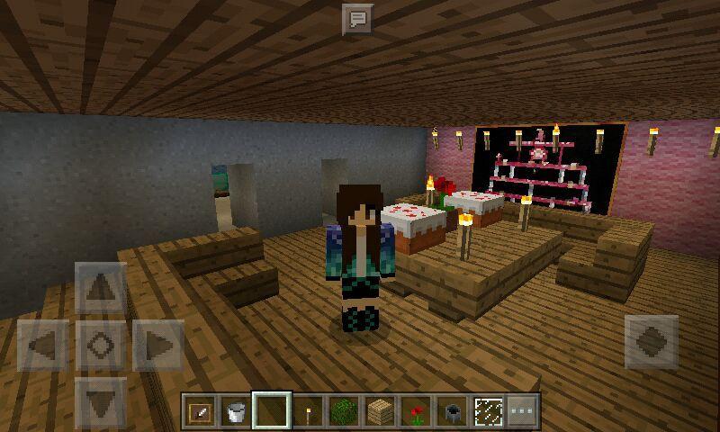 Casa bajo tierra en minecraft minecraft amino crafters for Sala de estar kawaii
