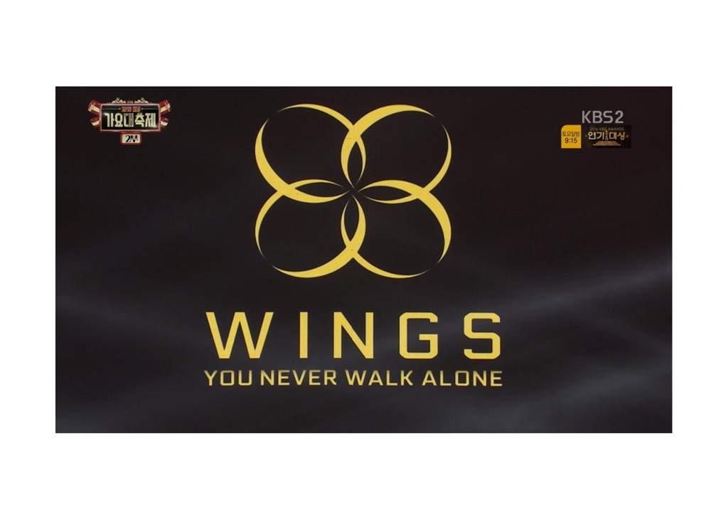Lyric lyrics you ll never walk alone : WINGS You'll Never Walk Alone   K-Pop Amino