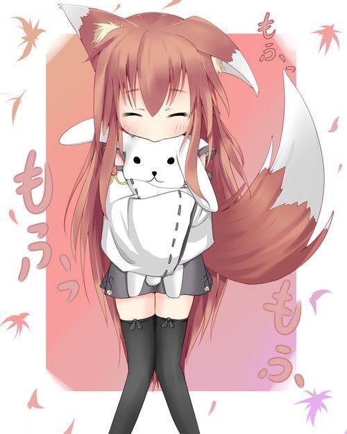 Cute Fox Girl