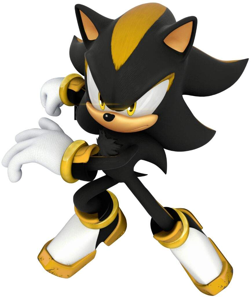 The Shadow Android Trio Sonic The Hedgehog Amino