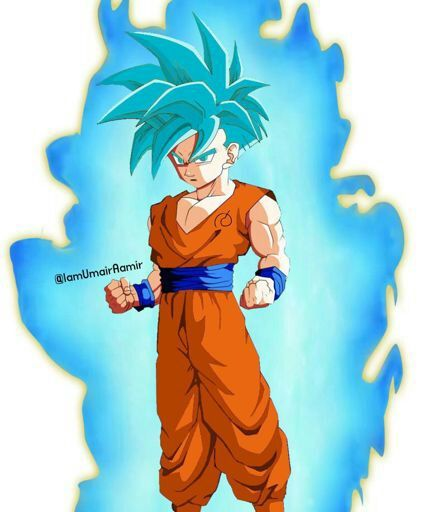 Teen gohan super saiyan god blue | DragonBallZ Amino